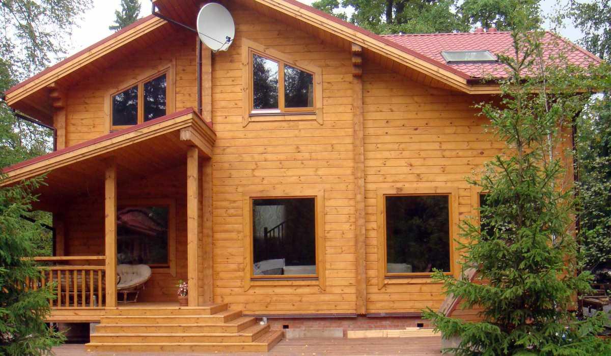 Дом «ОДРИ» 193м2