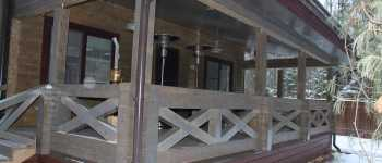 Усадка дома из бруса - все что нужно знать